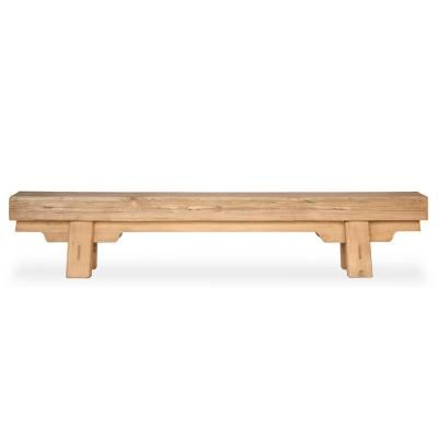 Wondrous Long Pine Beam Bench New Items Dining Bench Bench Andrewgaddart Wooden Chair Designs For Living Room Andrewgaddartcom