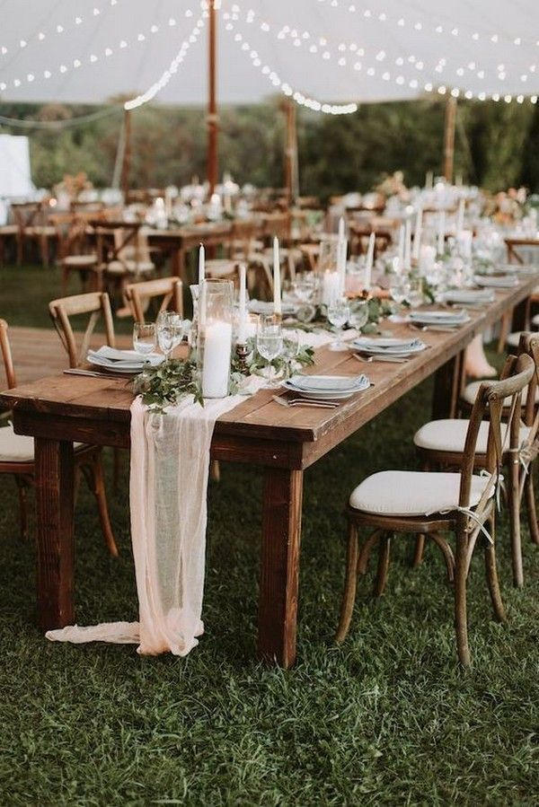 15 Elegant Wedding Reception Ideas to Love