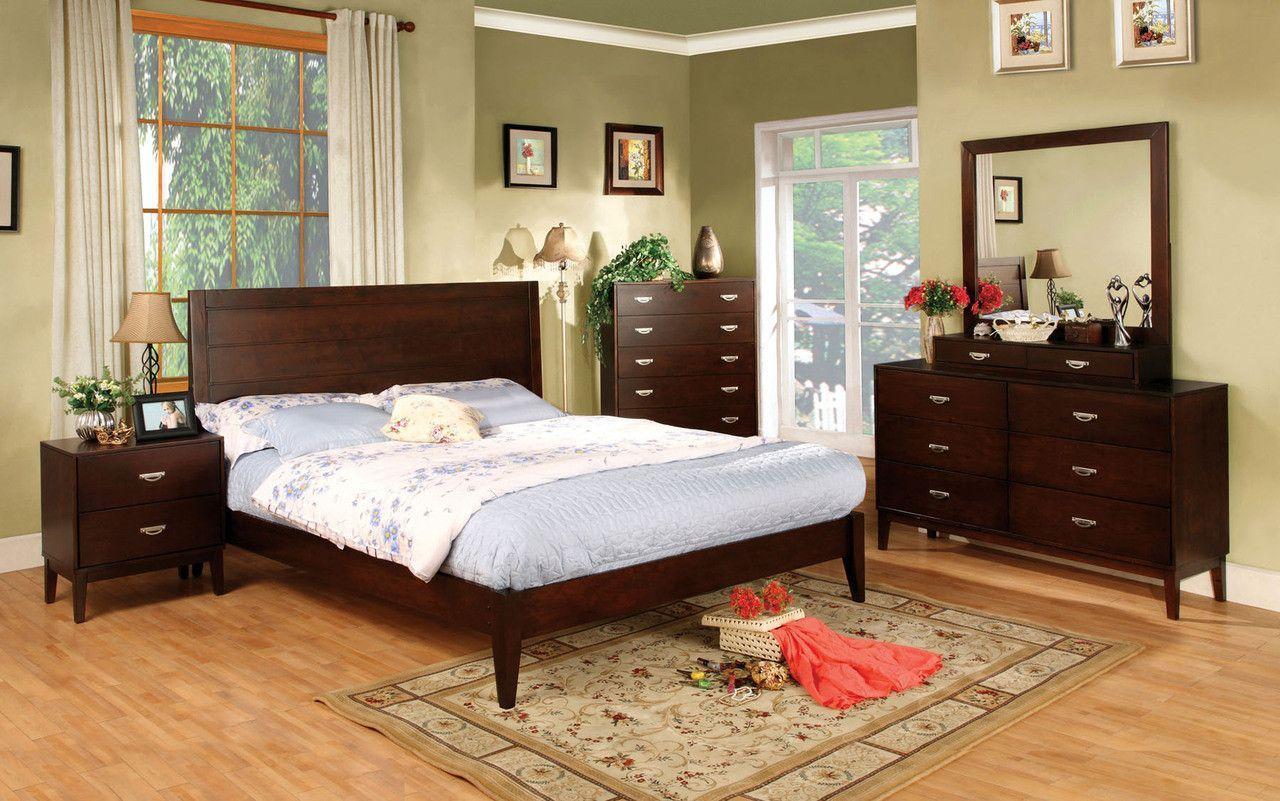 Furniture of america cmq pc queen bedroom set u pearl igloo
