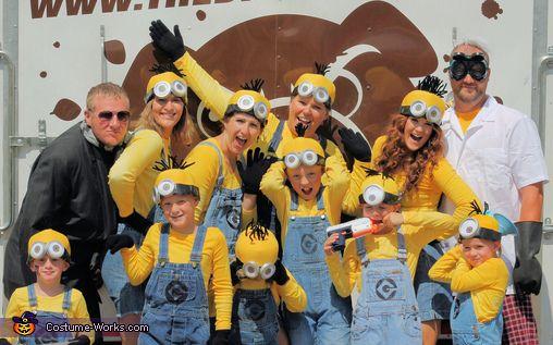 Minions - Halloween Costume Contest at Costume-Works Pinterest - team halloween costume ideas