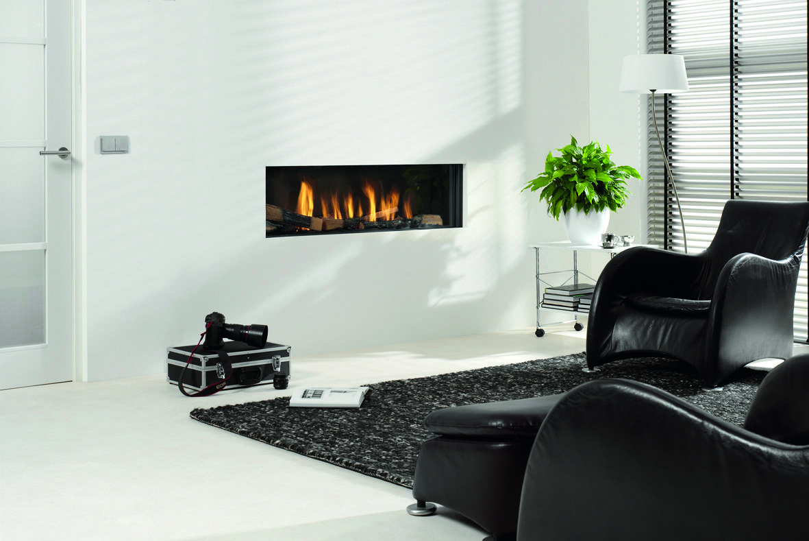 Gaskamin von Rüegg #Gaskamin #gas fireplace #Kamin #Heizkamin ...
