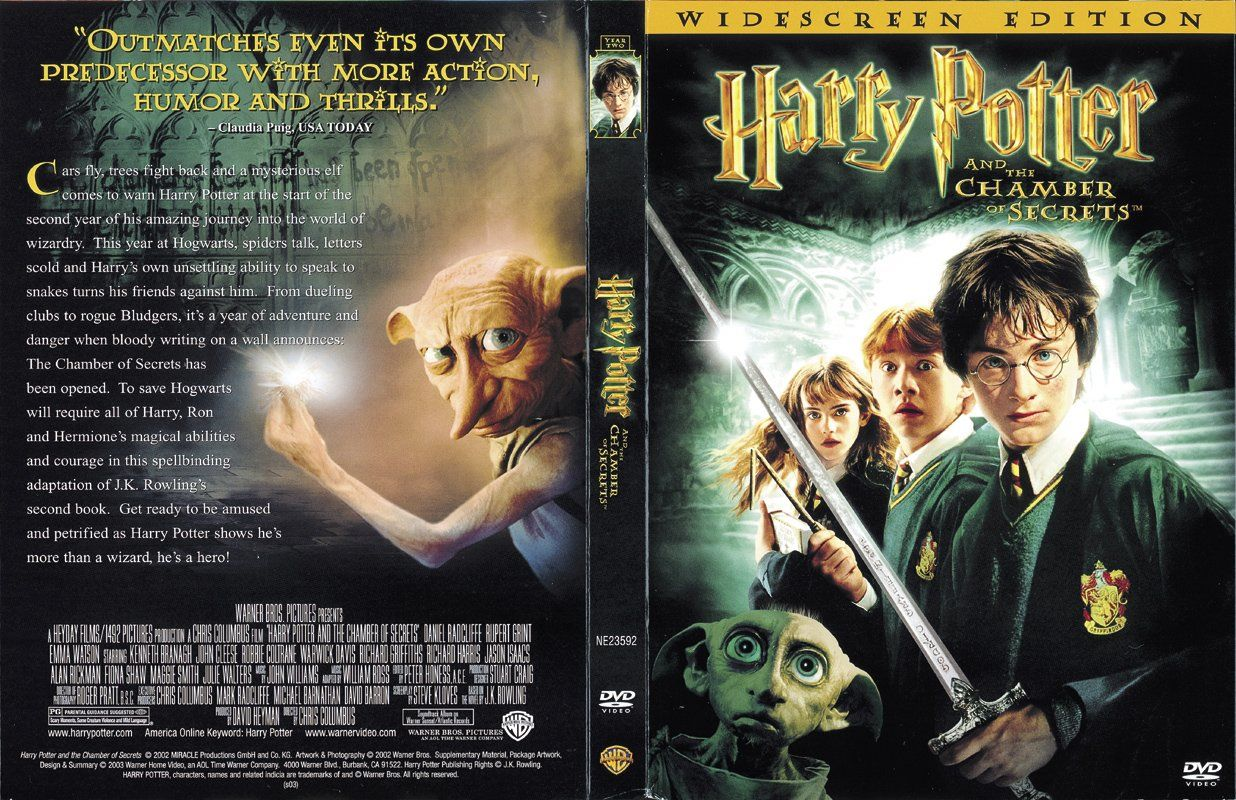 Harry potter harry potter pinterest harry potter - Harry potter chambre secrets streaming ...