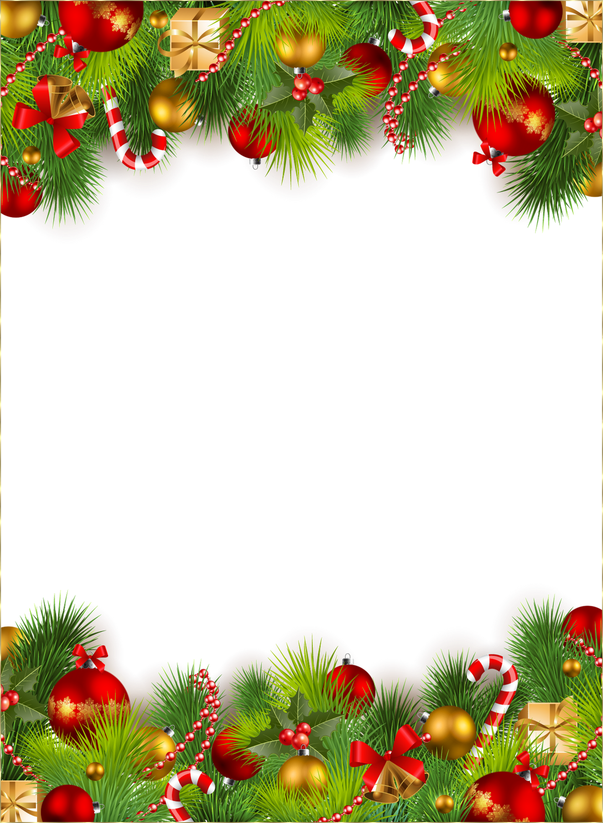 Image result for island christmas greetingsframe images | Borders ...