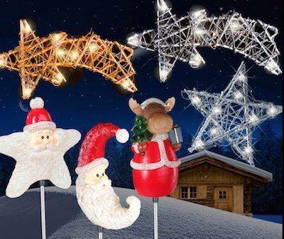 weihnachtenqzsm1 ebay wow weihnachtsbeleuchtung winter solarlampe weihnachtslampe lichterkette. Black Bedroom Furniture Sets. Home Design Ideas
