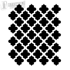 picture relating to Free Moroccan Stencils Printable identify Impression consequence for free of charge moroccan stencils printable Arts