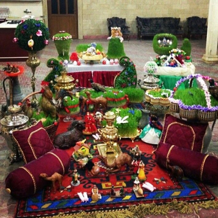 Novruz Bayram Nowruz Crafts Diy Holiday Decor Holiday Decor