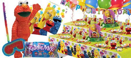 Pin On Elmo Birthday Party