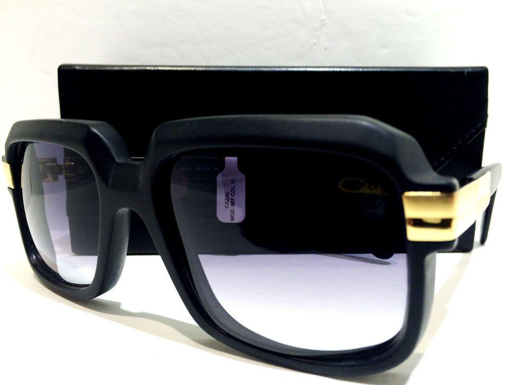3d6648fbc3  AUTHENTIC  CAZAL Sunglasses MOD 607 COL 11 56-18 140  CAZAL