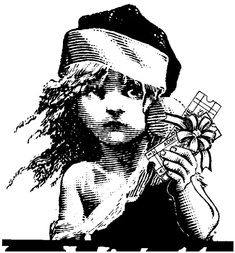 #losmiserables #12deabril ya queda menos :)