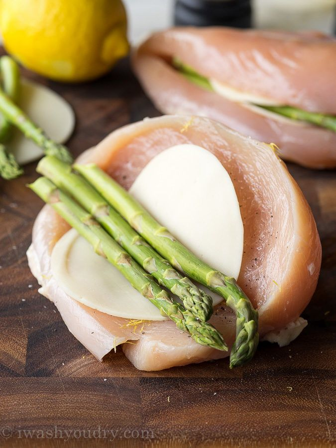 recipe: asparagus stuffed chicken breast tasty [29]