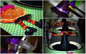 Simply Creative Insanity: Witches Play Date