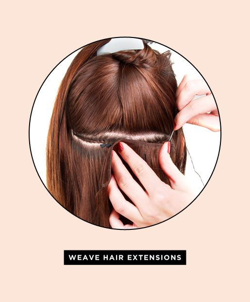 Hair Extensions Cheat Sheet Get Long Hair In A Snap Hair