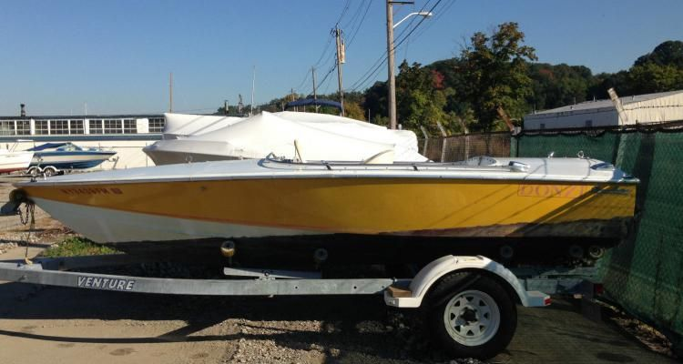 NEW BOAT COVER DONZI 16 1966