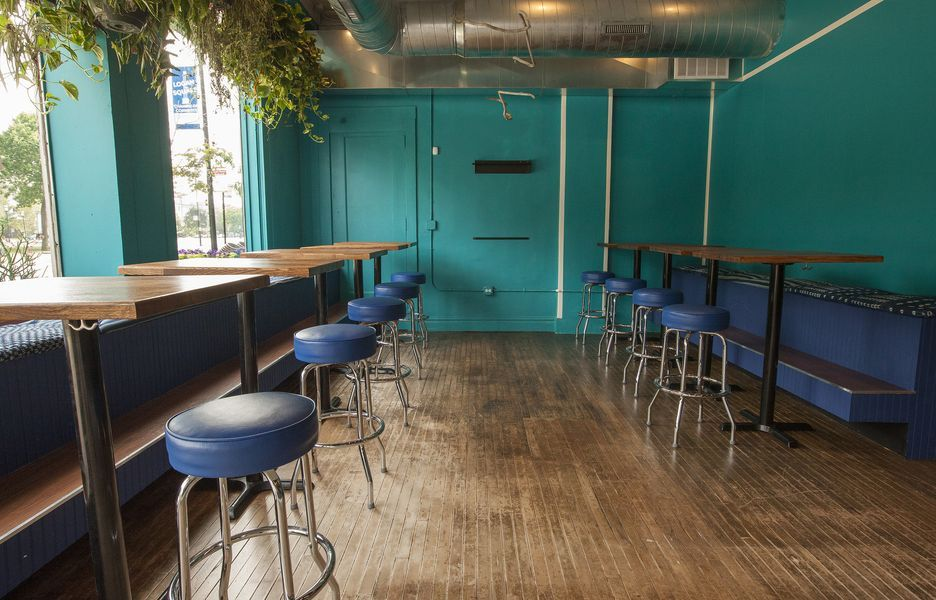 Johnny's Grill Returns to Logan Square With New Menus and