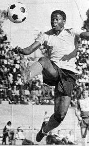 Abednigo ngcobo 1950-2014, South African footballer