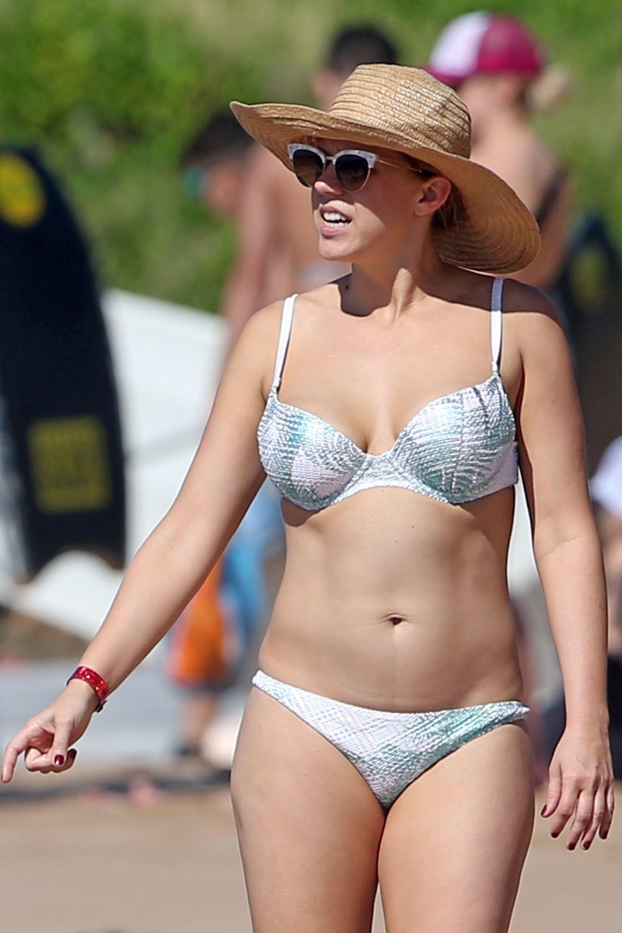 Jodie sweetin bikini pic