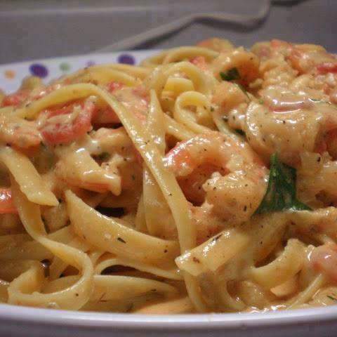 Garlic Shrimp Pasta – Healthy To Fit #garlicshrimprecipes