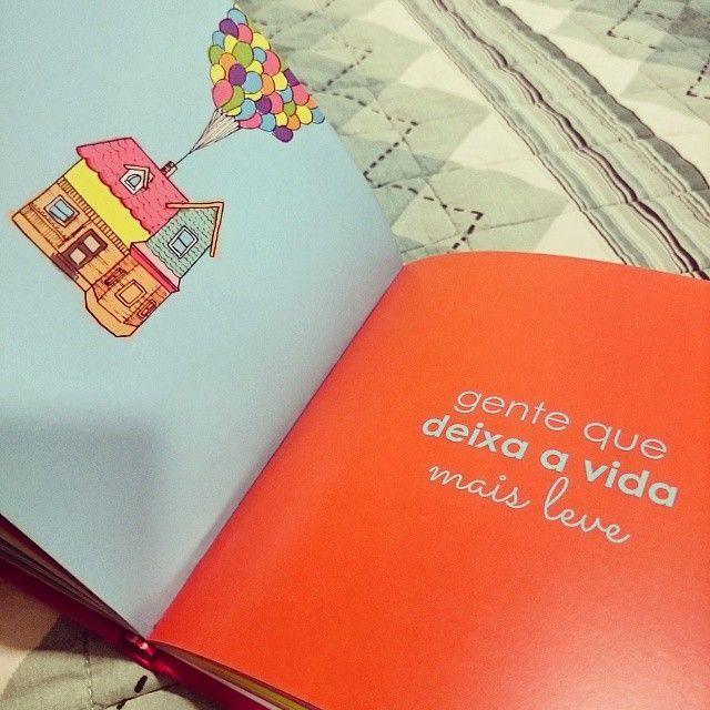 Apaixonada! Que coisa mais linda o #LivroDoAmor!
