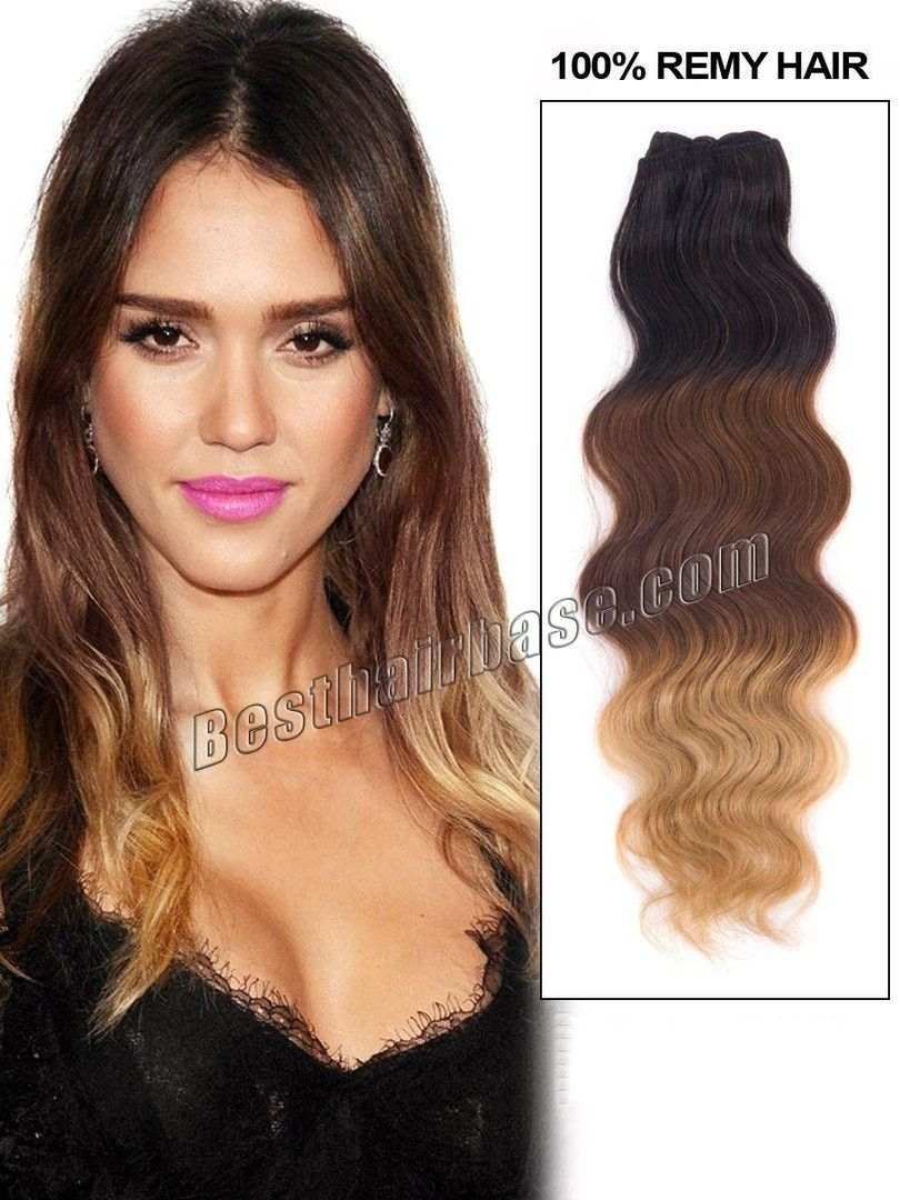 28 Inch Colorful Body Wave Clip In Indian Human Hair Extensions