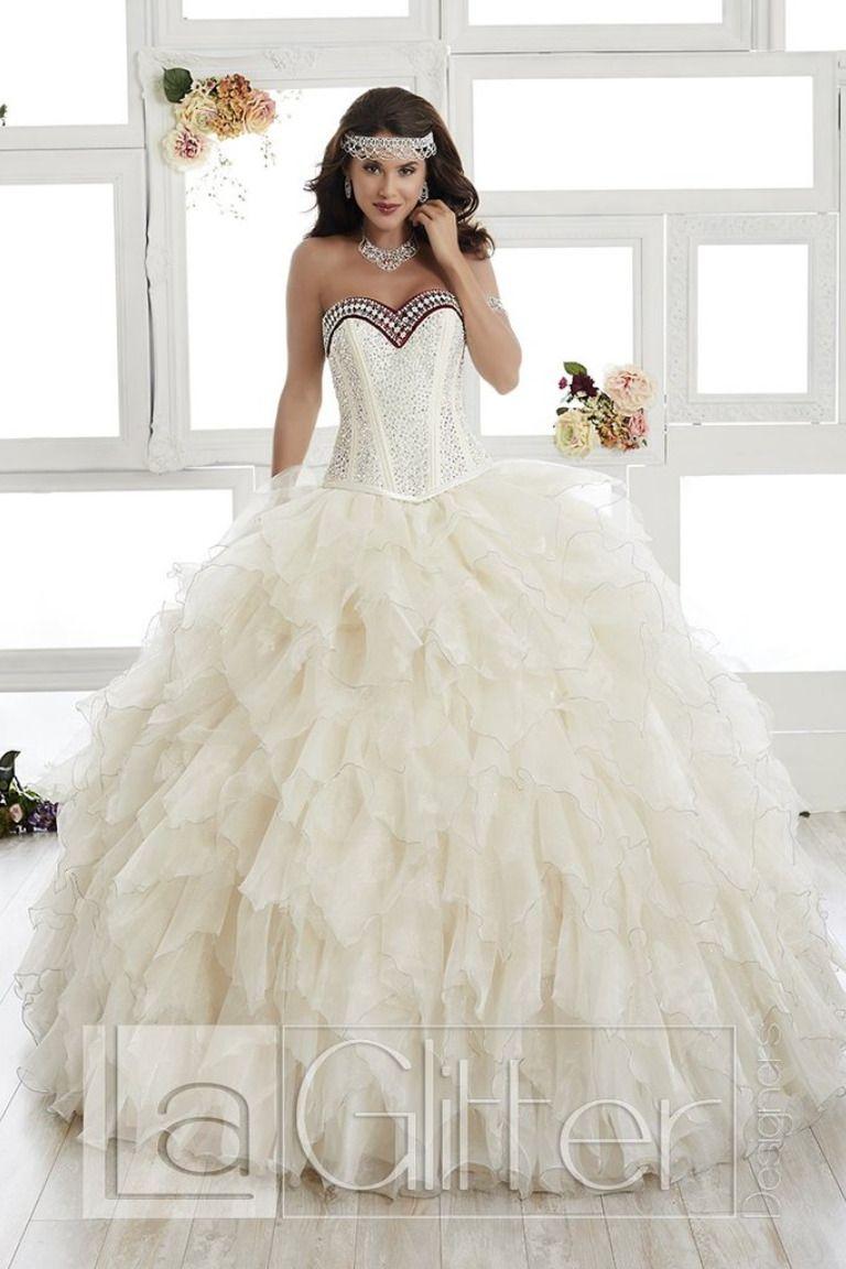 24010 la glitter ball gowns wedding sparkly wedding