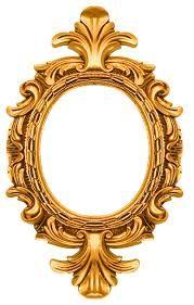 Frame Clipart Retro Pattern Frame