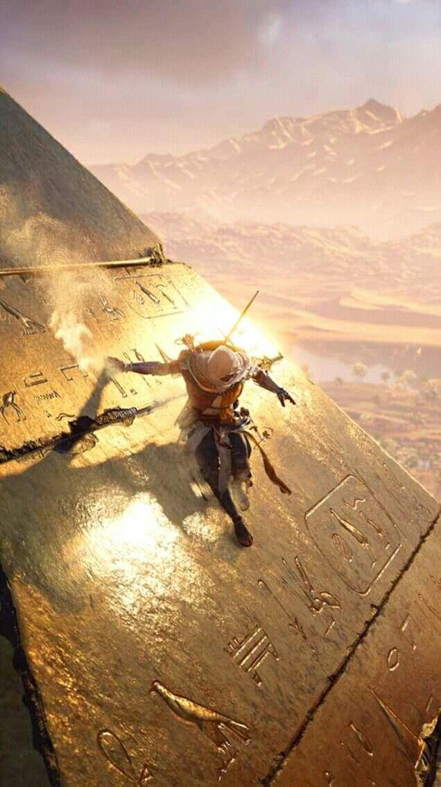 Assassins Creed Origins Wallpaper Jeux Video Fond Ecran Jeux