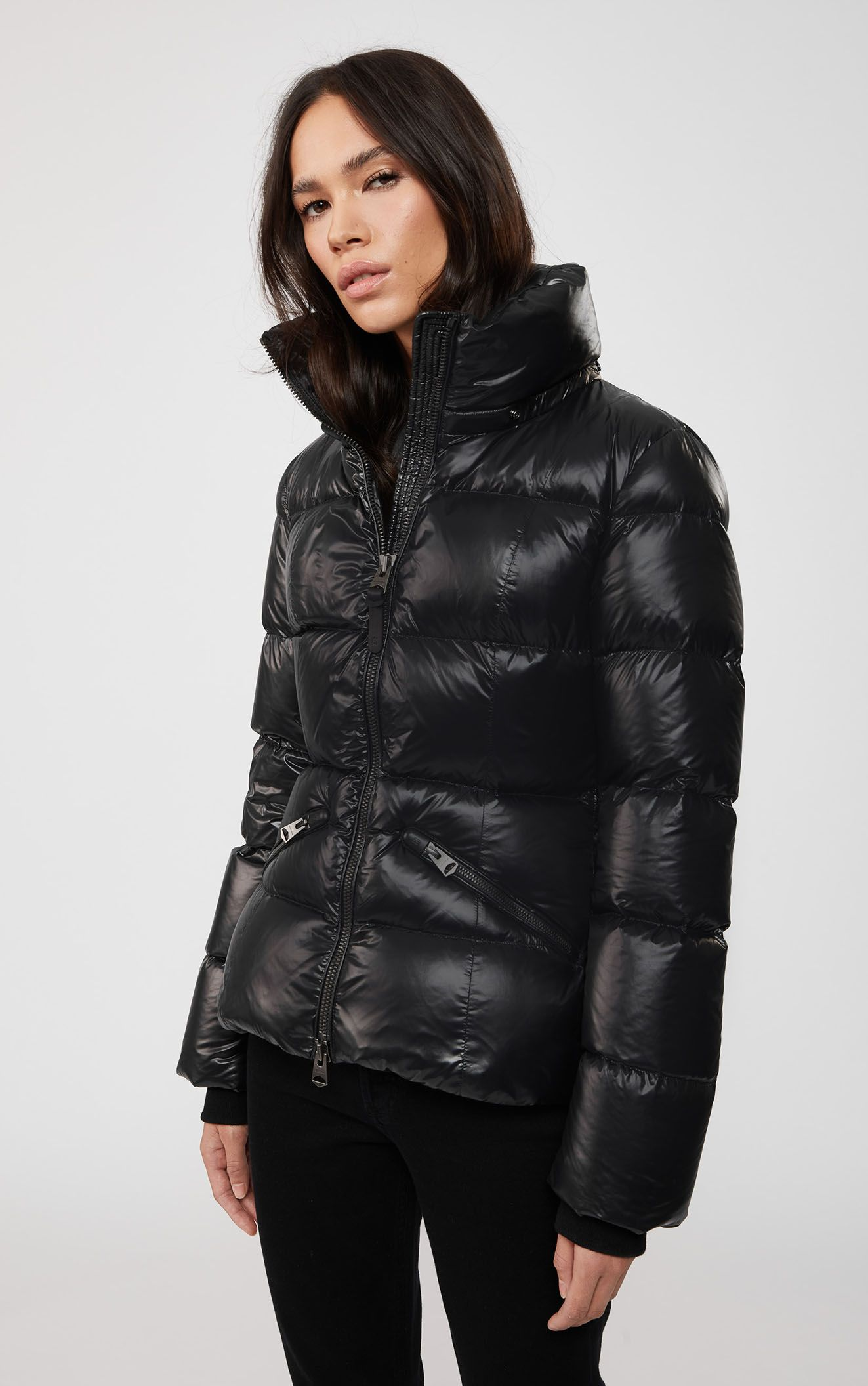 Madalyn Down Jacket With Removable Hood Women Mackage Down Jacket Down Puffer Coat Jackets [ 2112 x 1323 Pixel ]