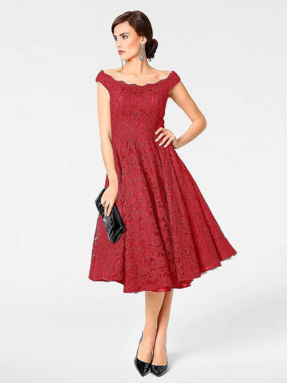 Cocktailkleid mit Petticoat mit Petticoat für Damen bestellen