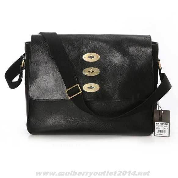 28fd3871e8 Mulberry Mens Brynmore For Macbook Pro Leather Messenger Bag Black Outlet  Canada
