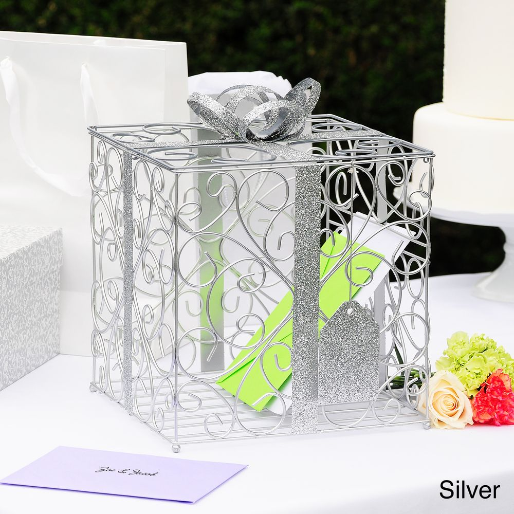 Reception Gift Card Holders | Overstock.com Shopping - Big Discounts ...