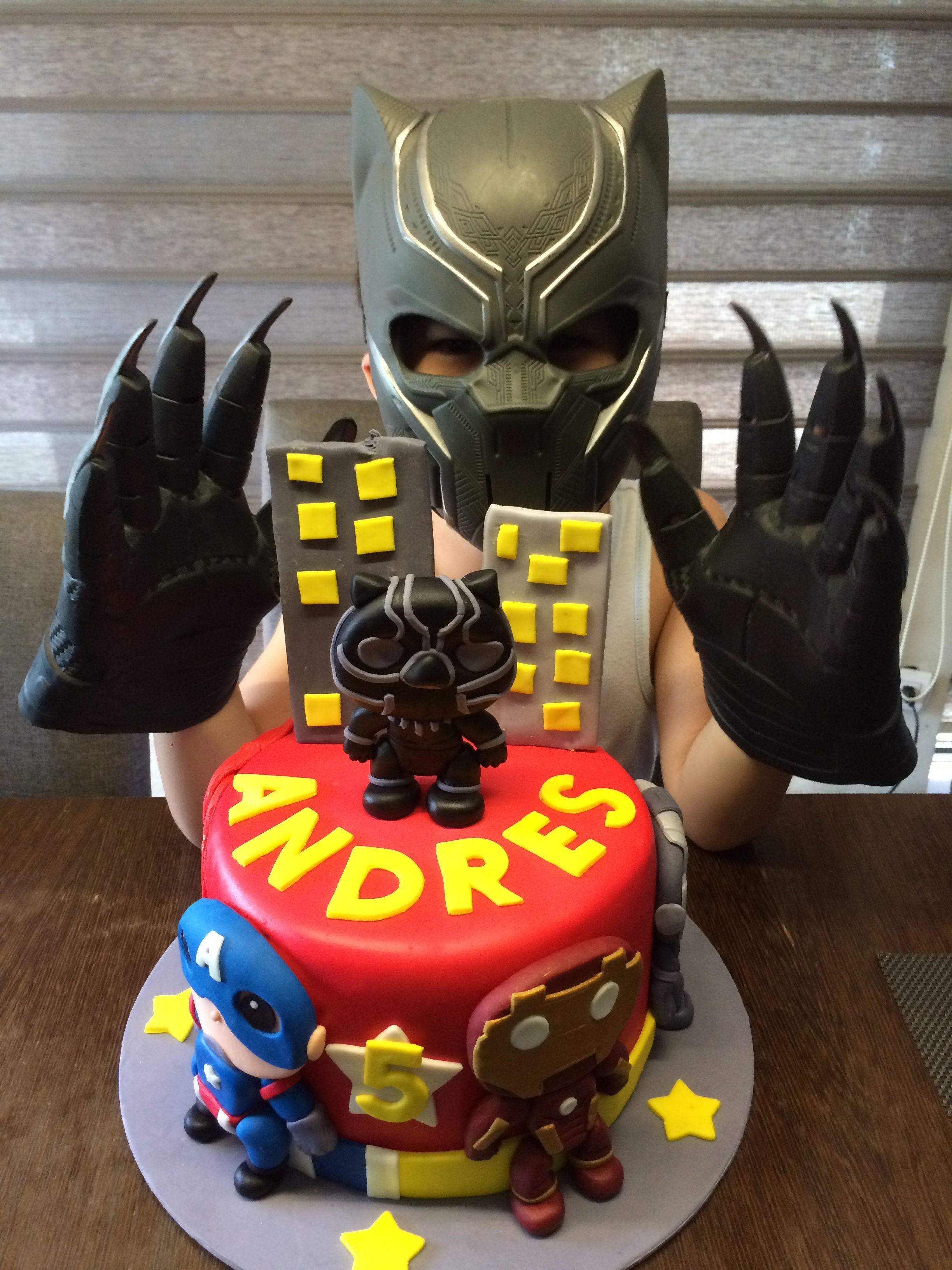 Civil War Birthday Cake