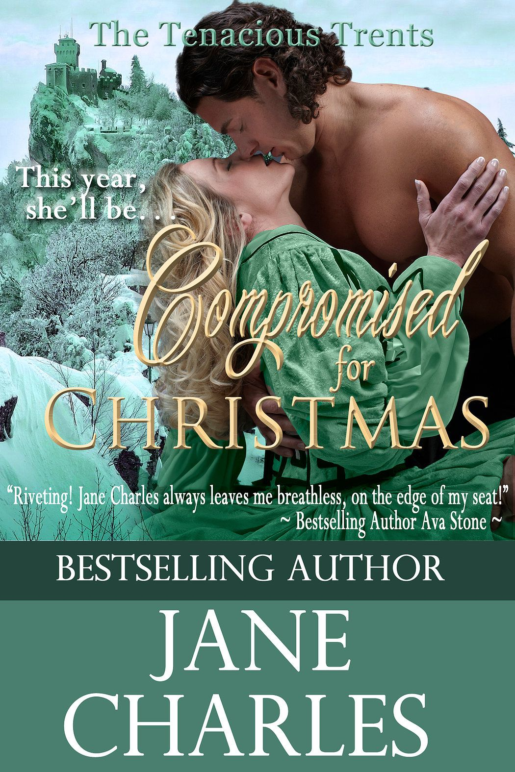 Jane Charles - Compromised for Christmas / #awordfromJoJo #HistoricalRomance #JaneCharles