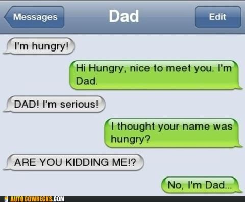 13 Dad Jokes That Are So Bad They Re Good Funny Texts From Parents Message For Dad Funny Text Messages