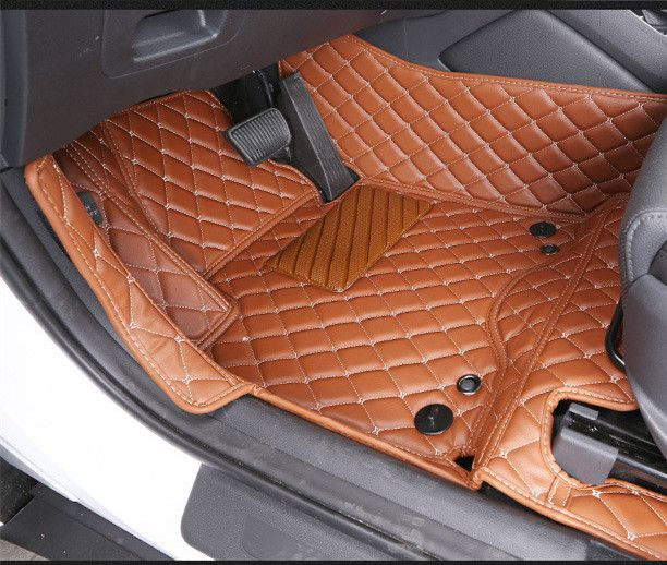 High End Custom Car Floor Mats For Hyundai 2015 Tucson Lhd All 3d Liner Surrounded Waterproof Environm Custom Car Floor Mats Custom Cars Automotive Upholstery