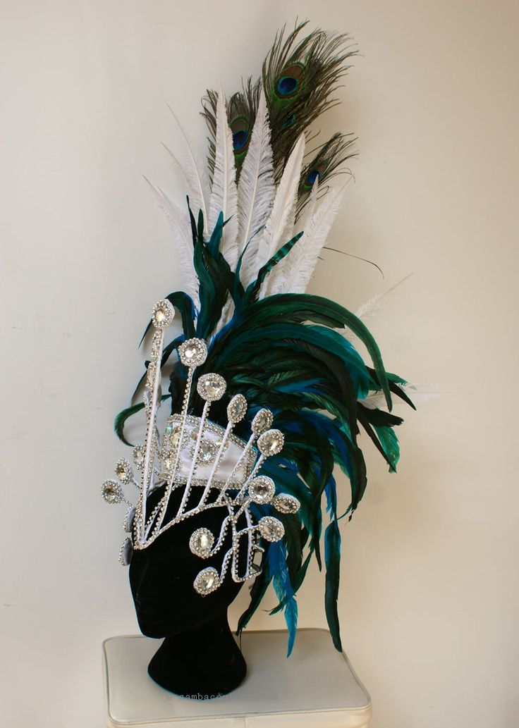 Cheap samba head dresses