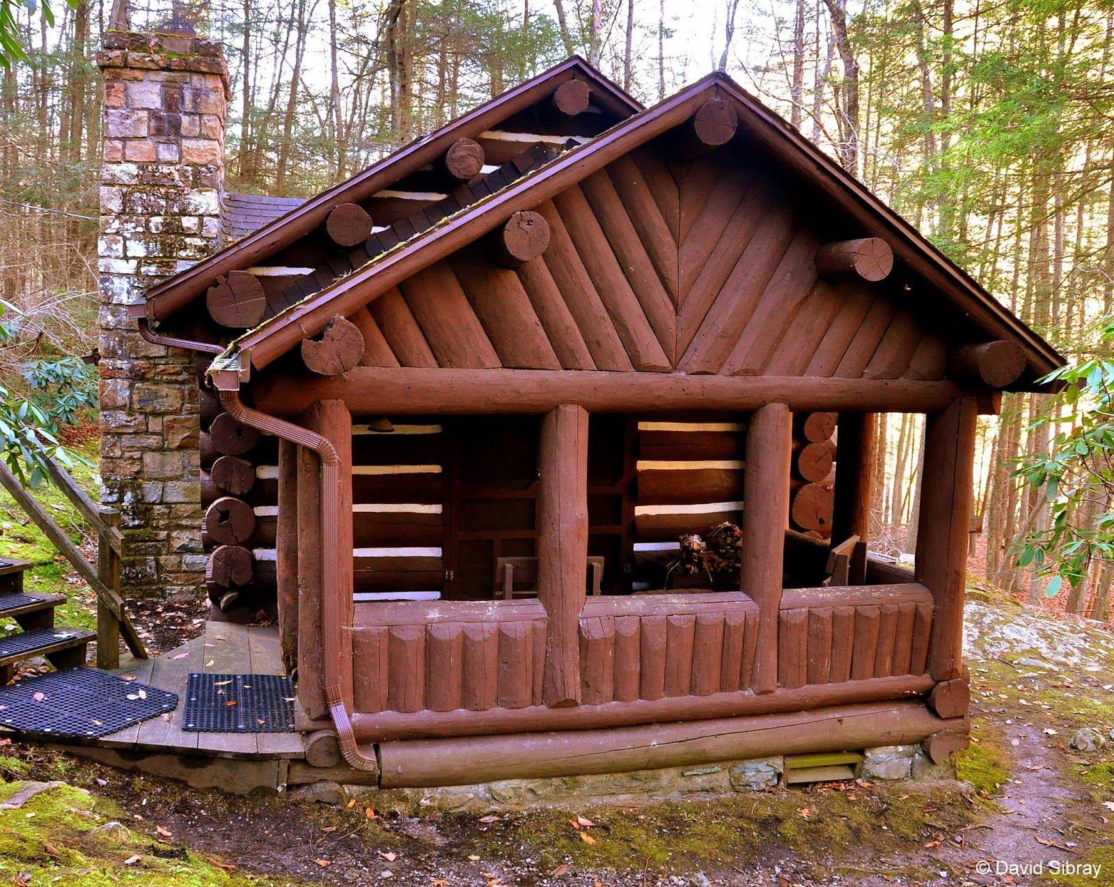 Log Cabin Designs Were Pioneered In West Virginia