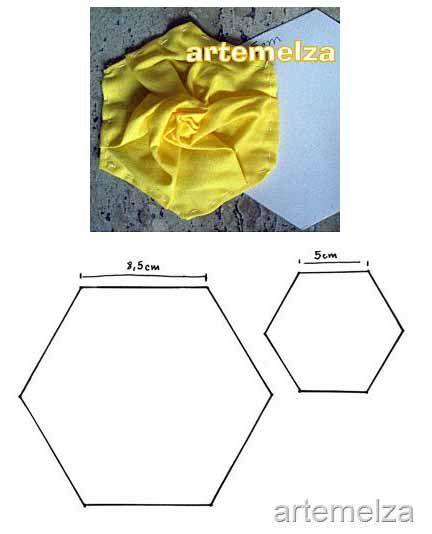 Ulla's Quilt World: Twirled Roses Quilt Tutorial, bag
