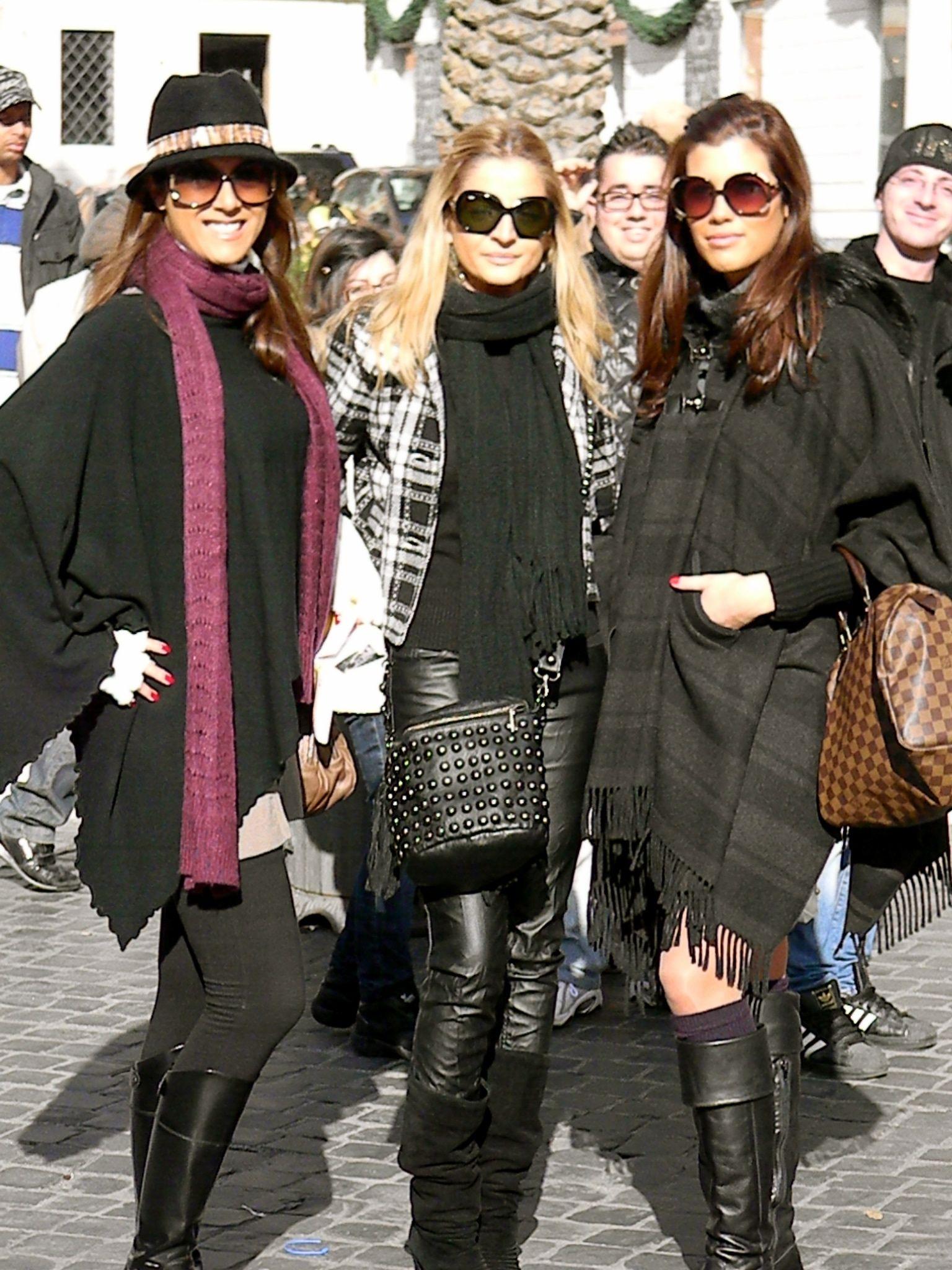 Rome Street Style Street Fashion Rome November 2010 Part 2 Get Dressed Pinterest