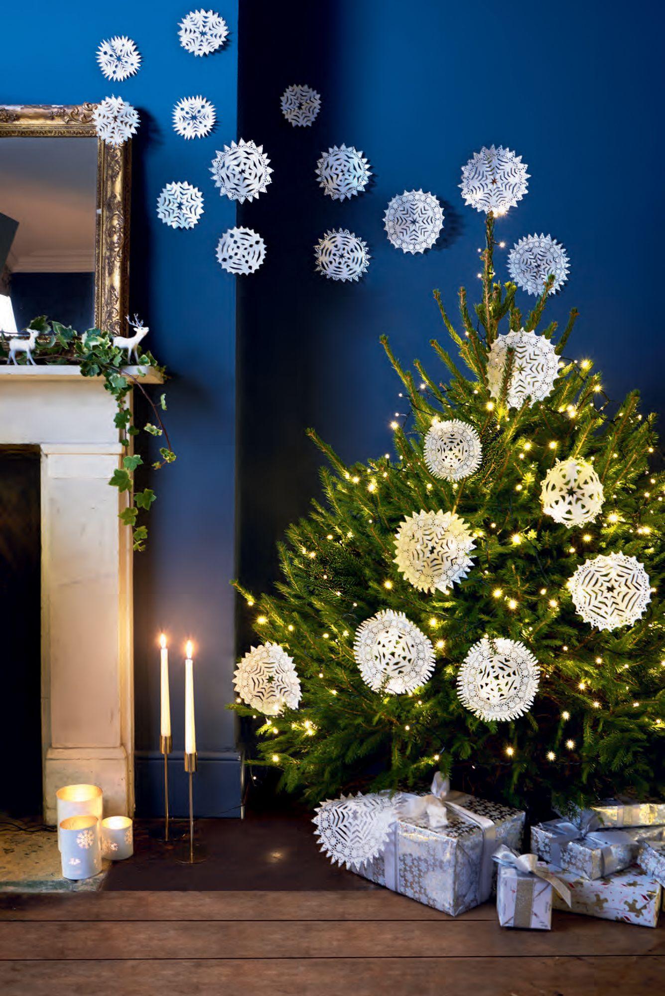 Tesco Magazine Christmas 2017 Holiday Decor Home Office Decor Christmas