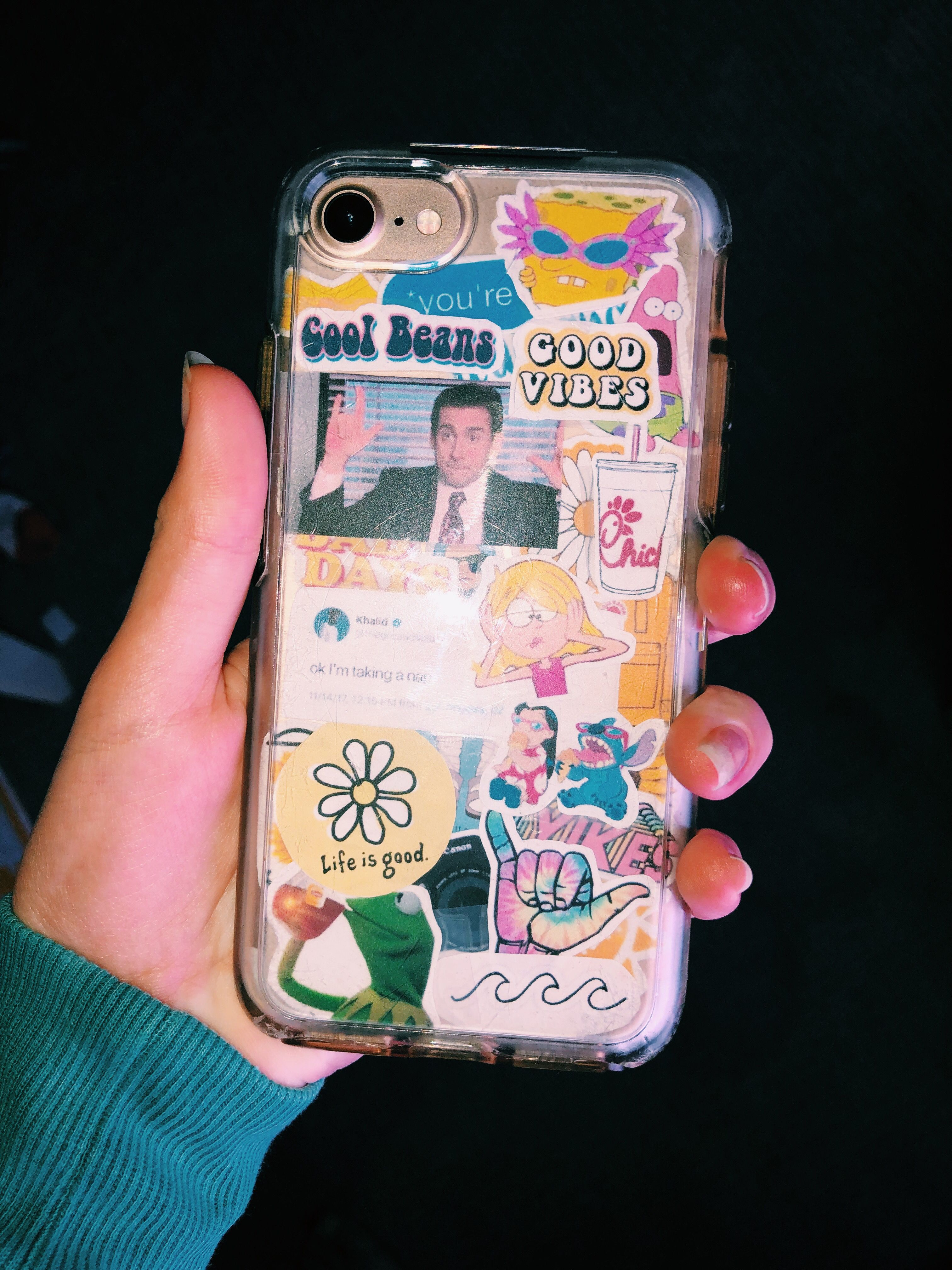 very cute phone case | Collage phone case, Tumblr phone case