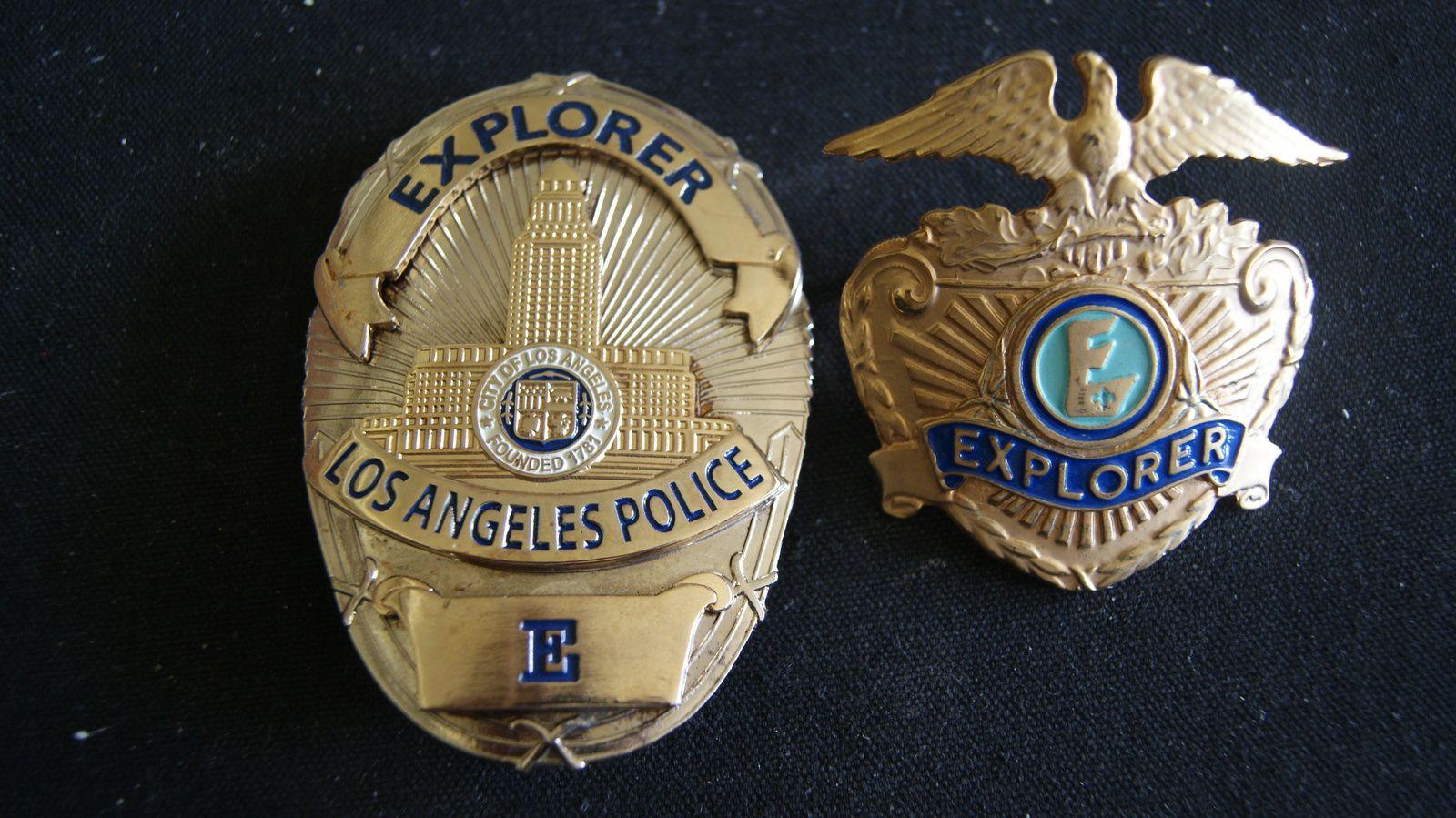 Law Enforcement Explorer Badge – Wonderful Image Gallery