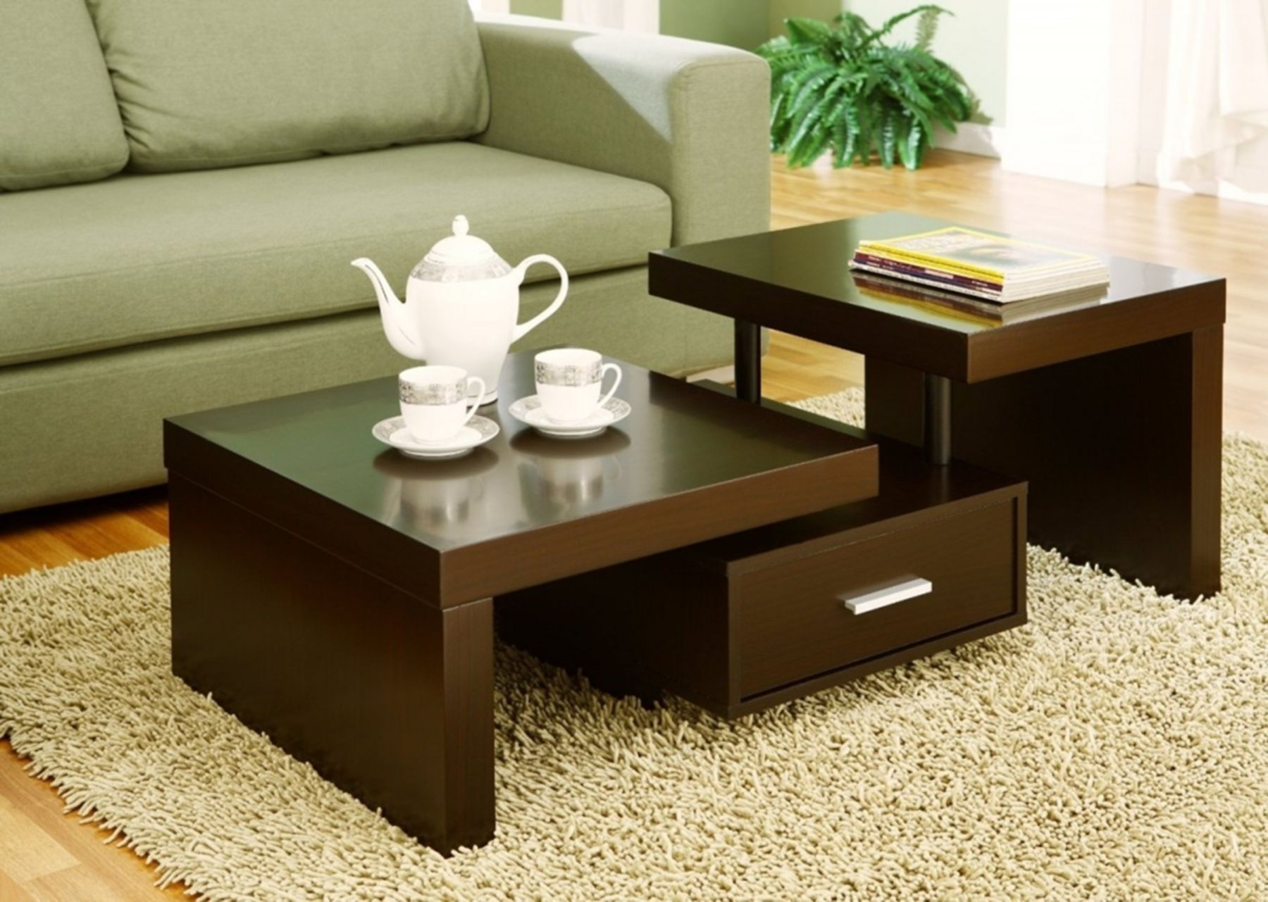 10 Elegant Coffee Table Design Ideas On A Budget | Coffee ...