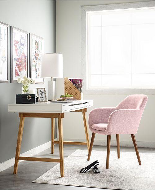 Elle Decor Roux Arm Chair, Quick Ship & Reviews