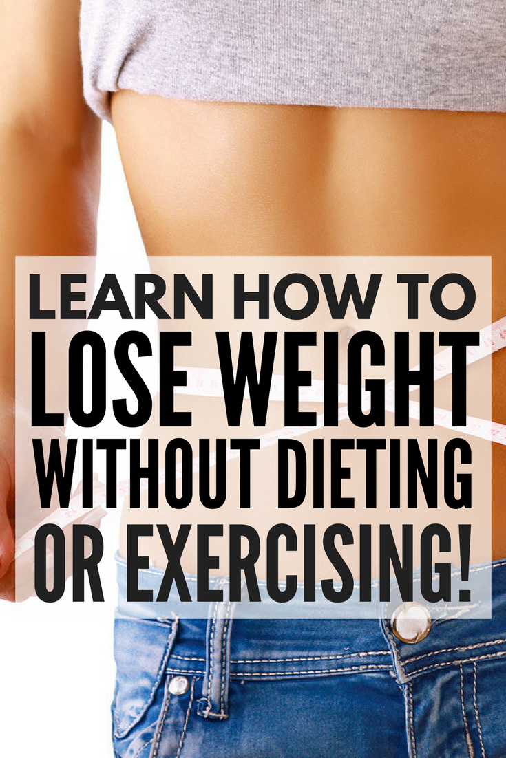20 Ways to Lose Weight Without Dieting foto