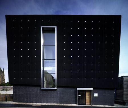 Soundhouse by careyjones and jefferson sheard inspiring - Sheffield school of interior design ...