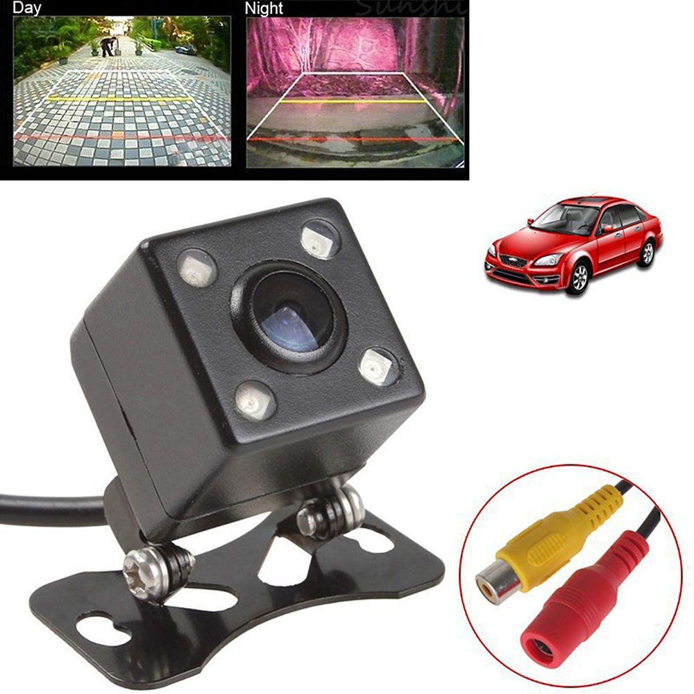 170º CMOS Car Rear View Reverse Backup Parking Camera Waterproof Night Vision HD