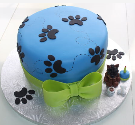Fondant Cake Decorating Taarten Pinterest