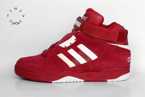adidas enforcer rosse