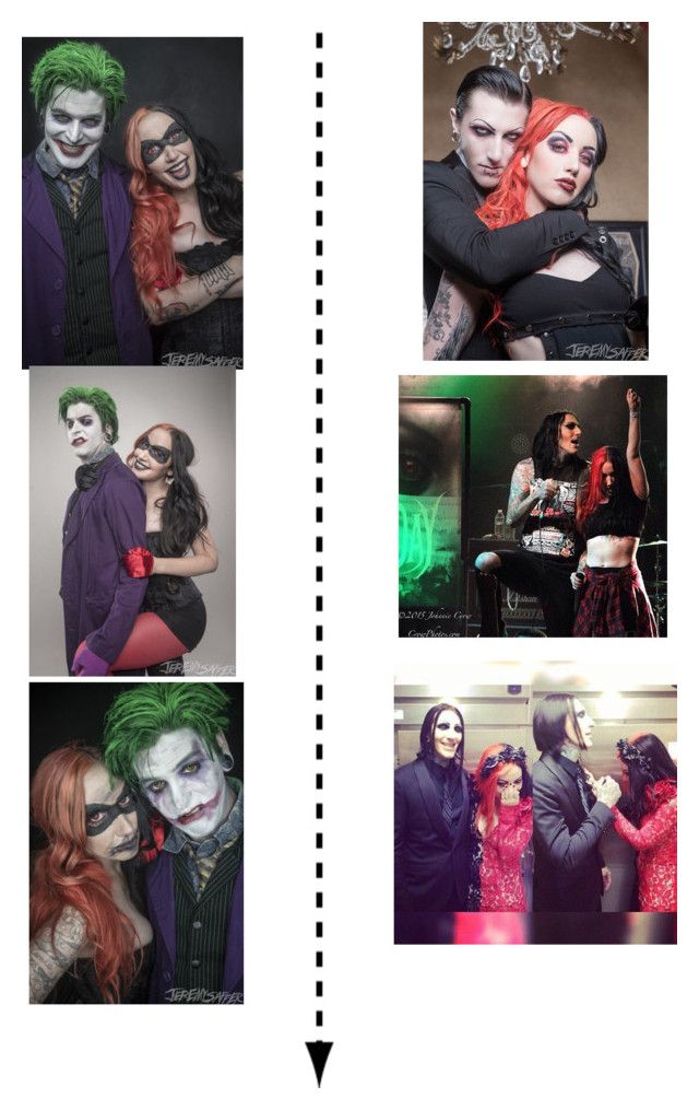 """""""What do you like more:Chris and Ashley or Nikki and Ashley?"""" by dannytuf ❤ liked on Polyvore"""