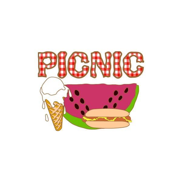spring picnic clipart - photo #38